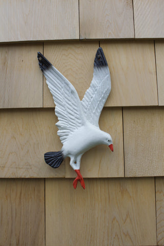 80s Seagull Wall Decor