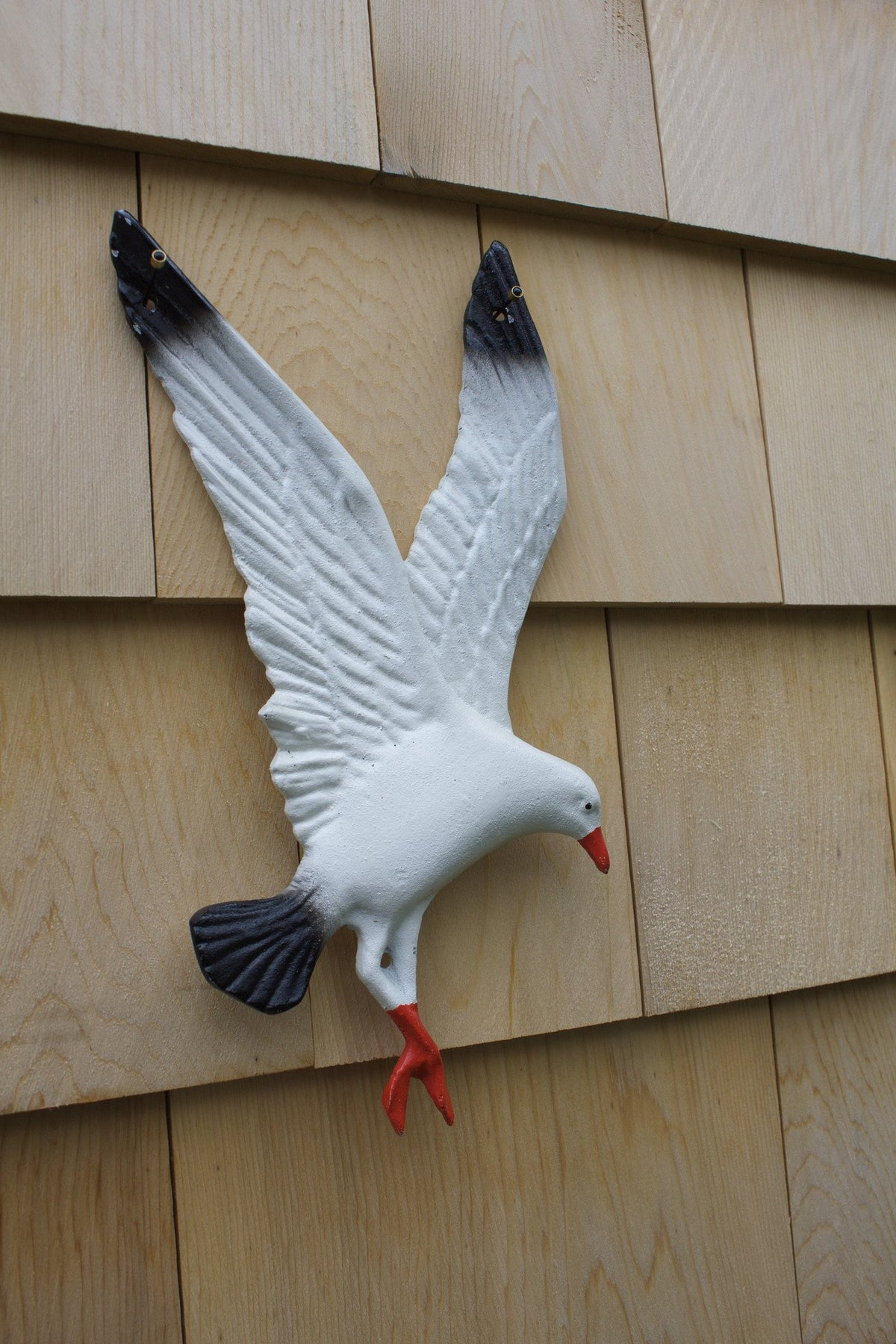 80s Seagull Wall Hanging - Diamonds & Rust