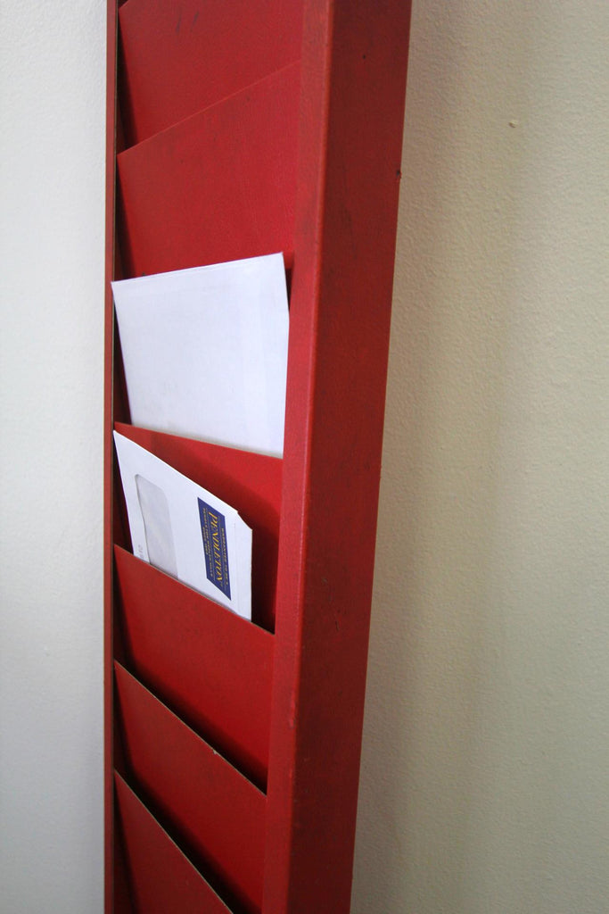 Industrial Mail Organizer