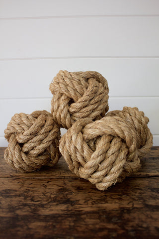 Rope Monkey's Fist