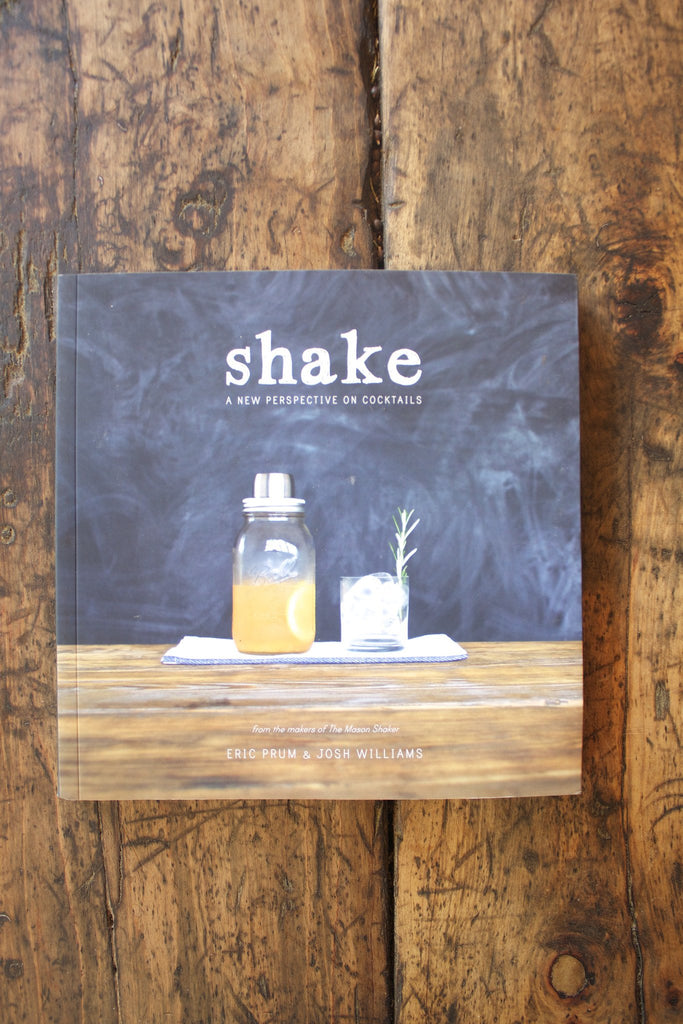 SHAKE: Cocktail Book