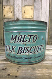 Pennant Malto Milk Biscuits Tin