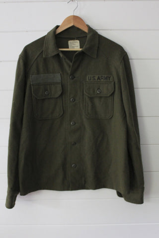 Vintage US Army Field Shirt