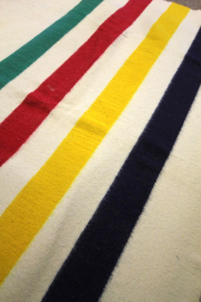 Hudson's Bay Blanket 4 Point (A)
