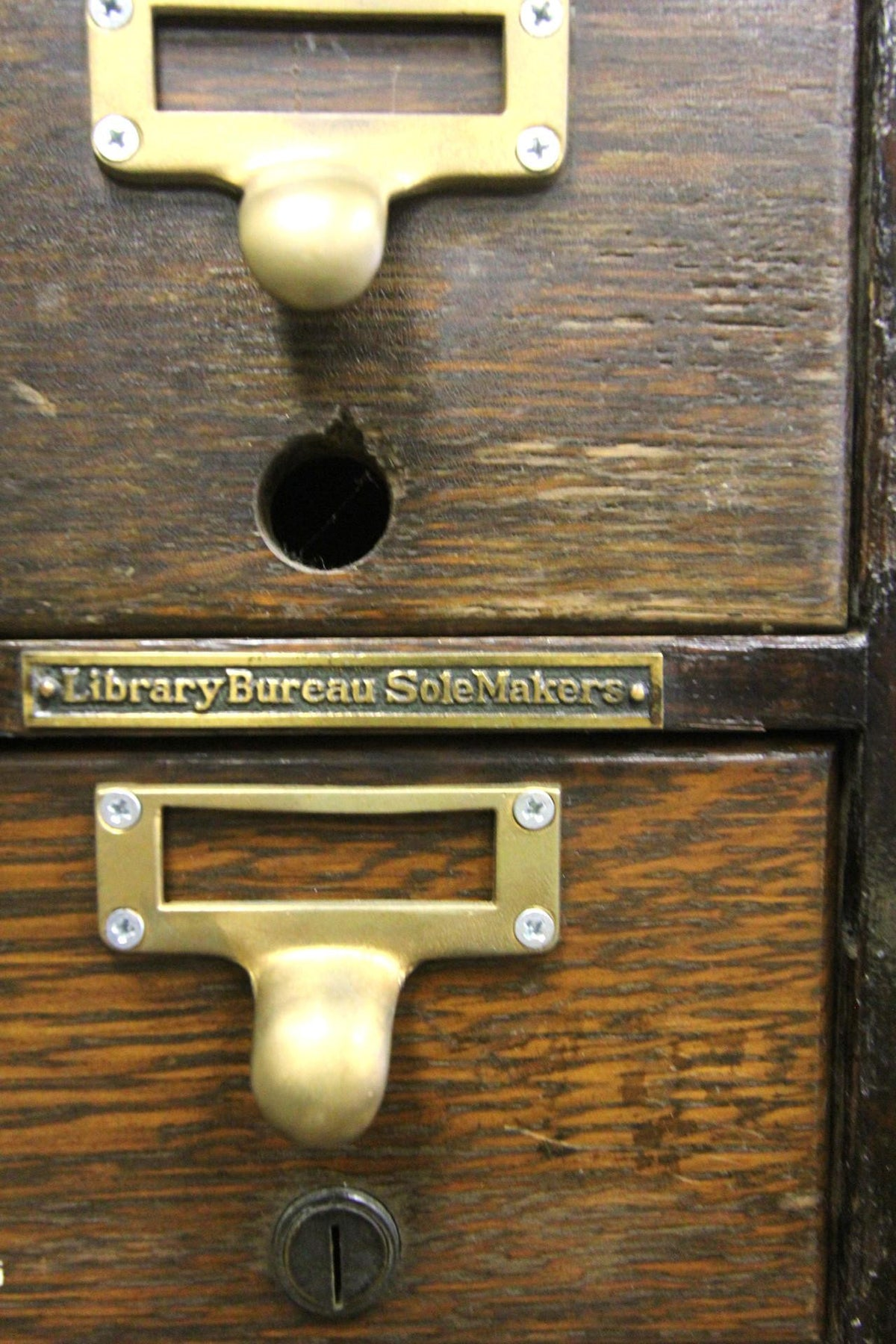 Library Card Catalog