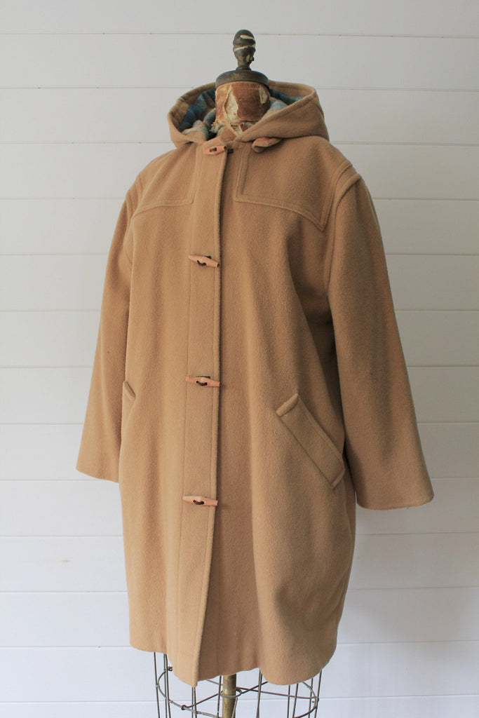 Vintage LL Bean Hooded Jacket