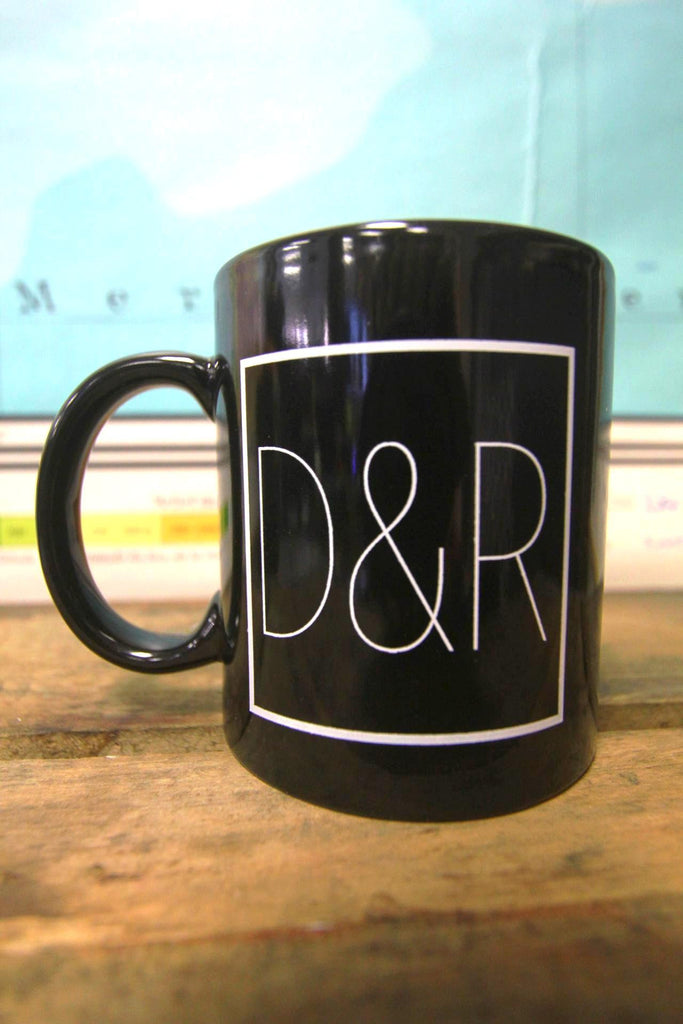 Diamonds & Rust Coffee Mug