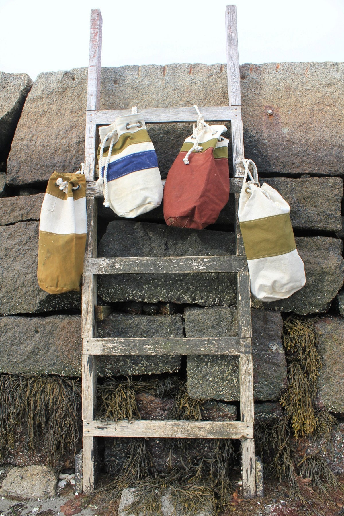 D&R Canvas Buoy Bag: 02 - Diamonds & Rust