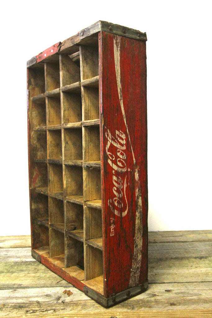Coca Cola Wood Crate 5