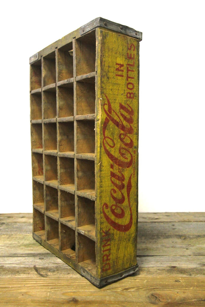 Coca Cola Wood Crate 3
