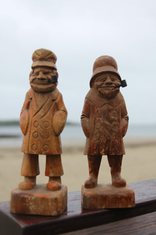 Pair of Fishermen