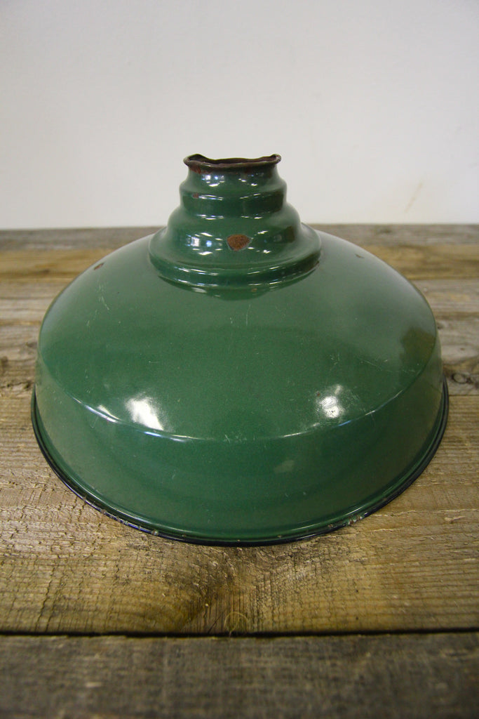 Green Industrial Pendant Lamp Shade 2