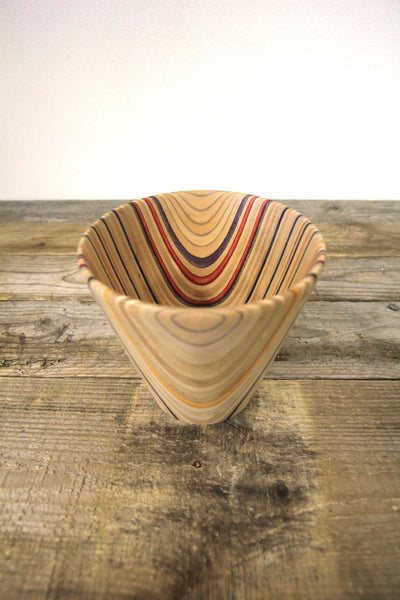 Skateboard Bowl by Kevin Quinn