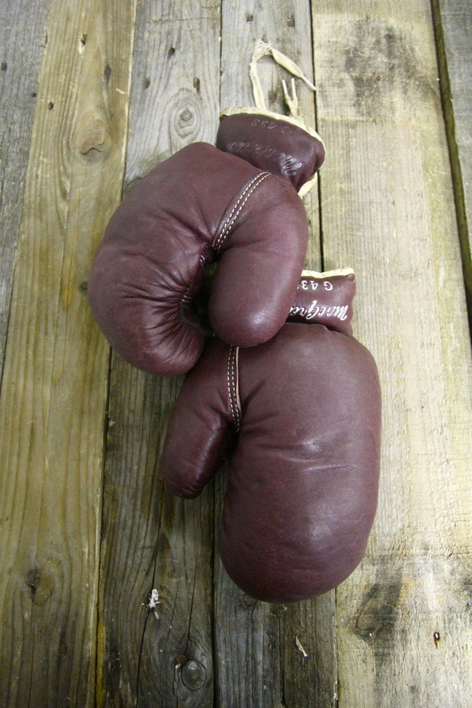 Vintage MacGregor Boxing Gloves
