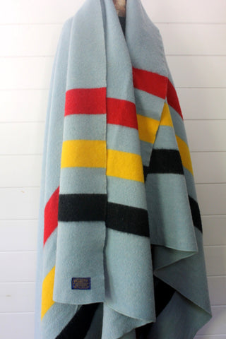Vintage Pendleton Point Blanket