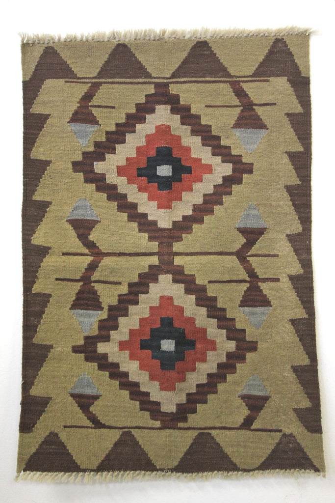 Turkish Kilim Rug 2 x 3