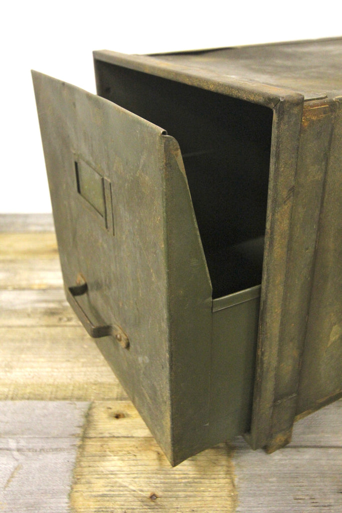 Military Filing Cabinet