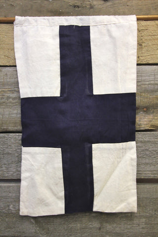 Letter X Cloth Nautical Signal Flags
