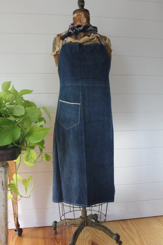 Handmade Selvedge Denim Apron