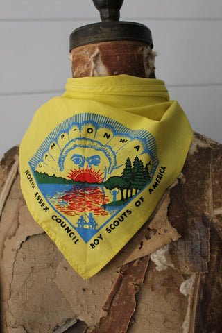 Vintage Boy Scouts Neckerchief