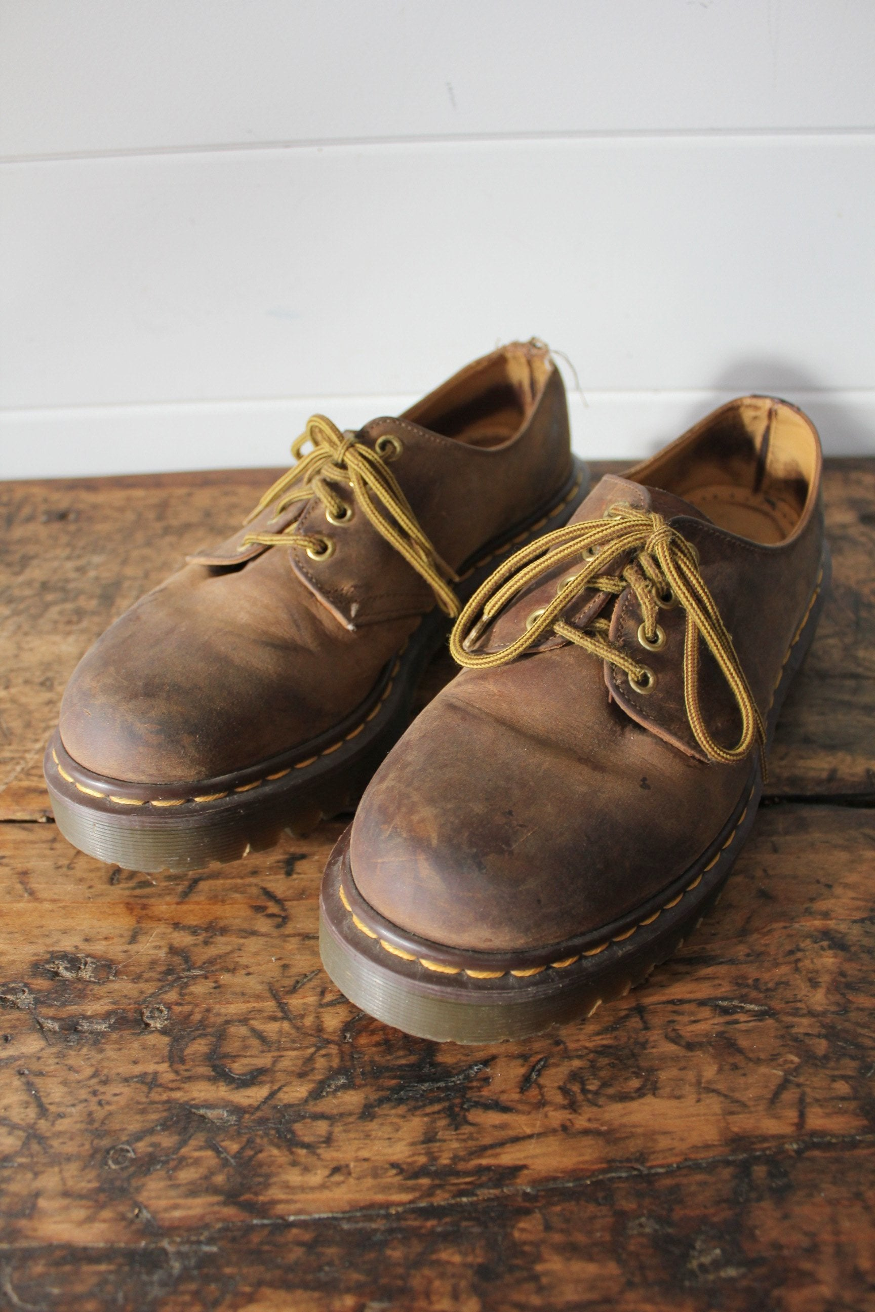 Doc Martin Boots - Diamonds & Rust
