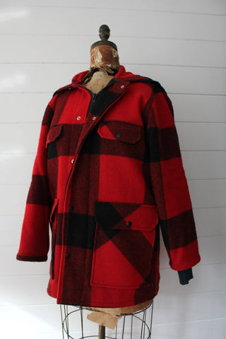Johnson Woolen Mills Jacket