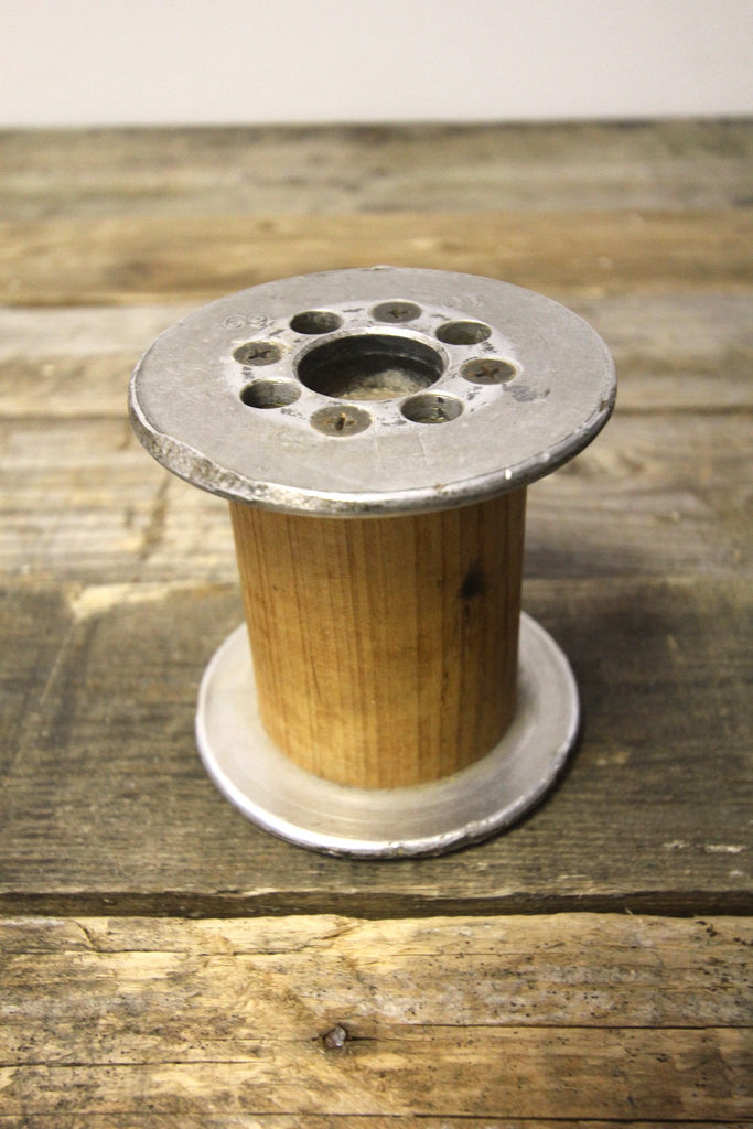 "3.5"" Industrial Sewing Wooden Thread Spool"