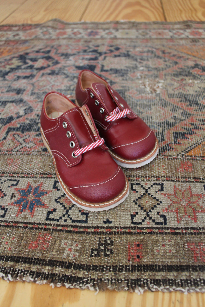 Vintage Children's Shoe Sz 8.5