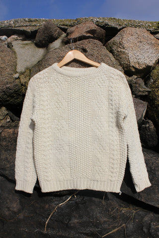 Vintage Fishermens Knit Sweater