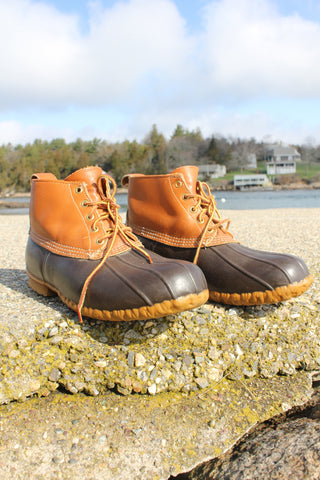 Classic LL Bean Hunting Shoes