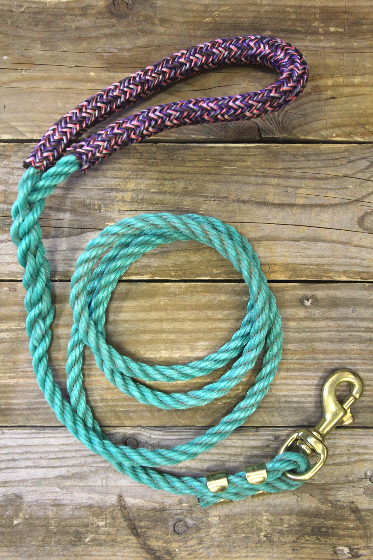Mac's Mats Recycled Rope Leash