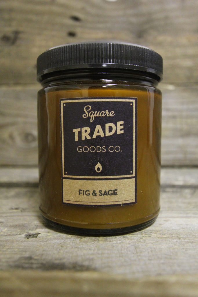 Fig & Sage 8oz Candle