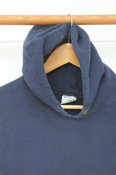 90s Champion Reverse Weave Hoodie - Diamonds & Rust