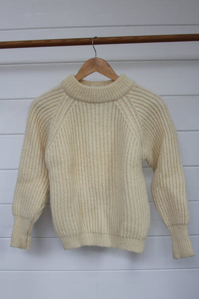 Vintage Deerskin Trading Post Sweater: X-Small - Diamonds & Rust