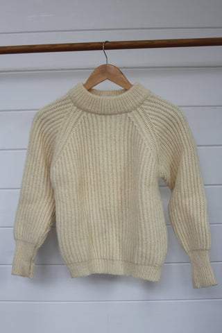 Vintage Deerskin Trading Post Sweater: X-Small