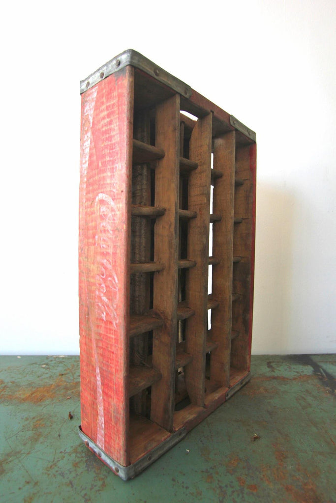 1979 Coca Cola Wooden Crate 8