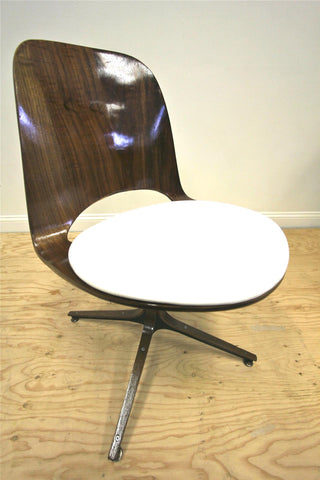 Bent Plywood Task Chair