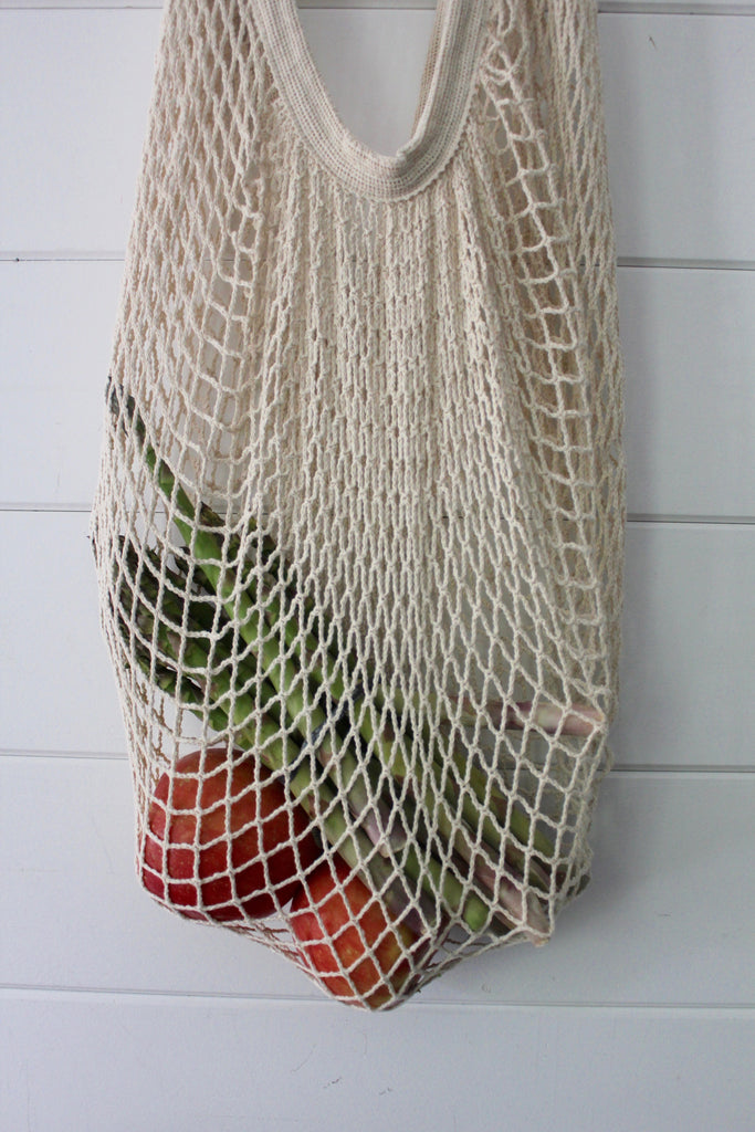 Natural Net Bag: Shoulder