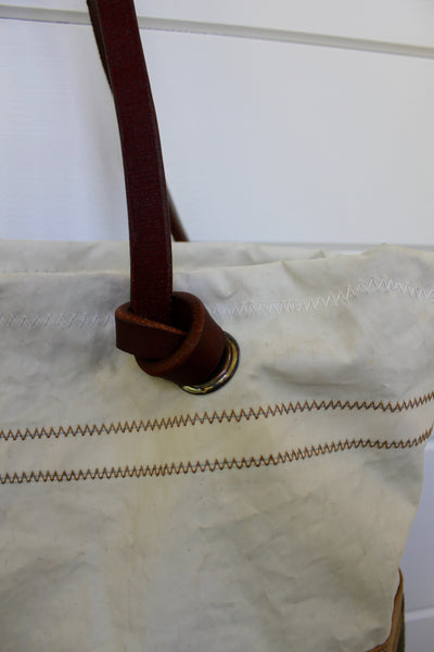 "Diamonds and Rust + Second Wind Sails ""Canvas & Sail"" Tote Bag - Diamonds & Rust"