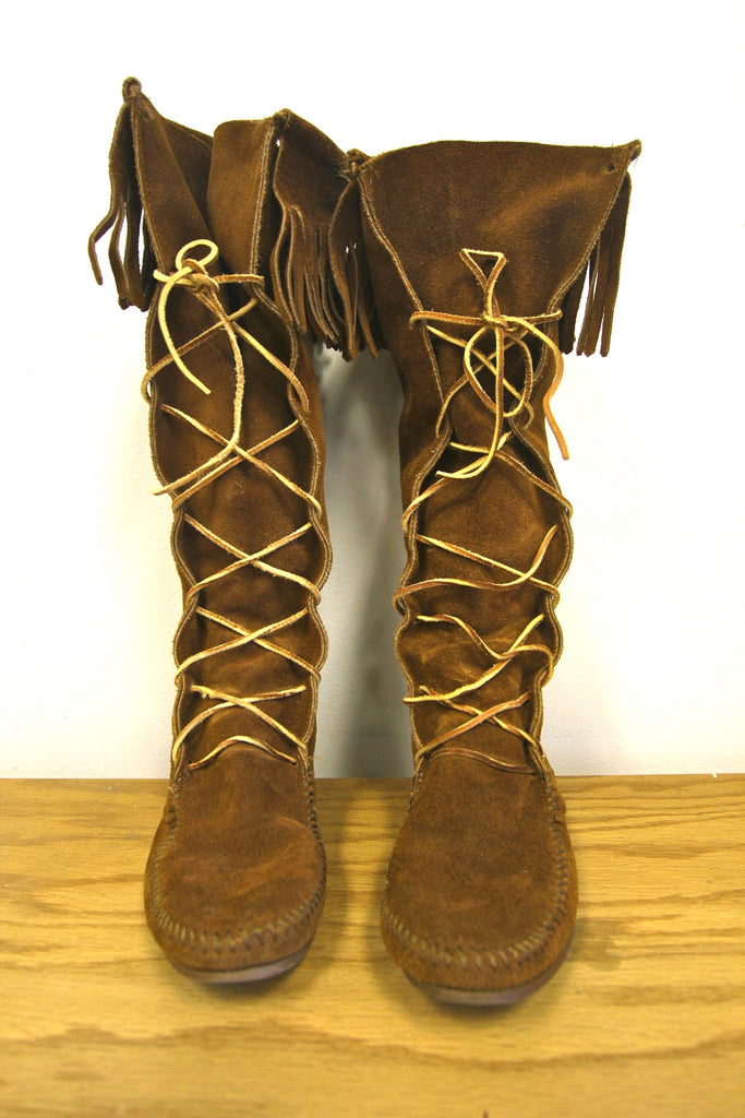Minnetonka Knee-Hi Boot