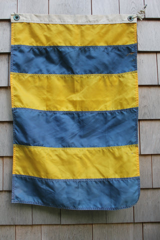 Nautical Signal Flag: Letter G