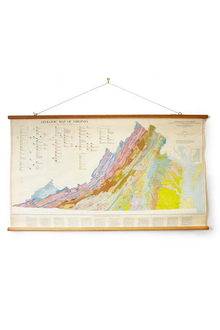 Geologic Map of Virginia
