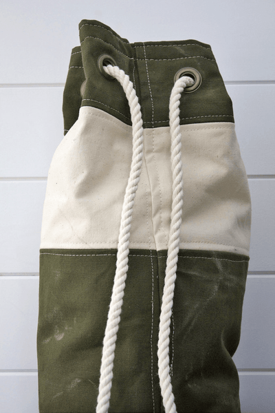 D&R Canvas Buoy Bag: 09 - Diamonds & Rust
