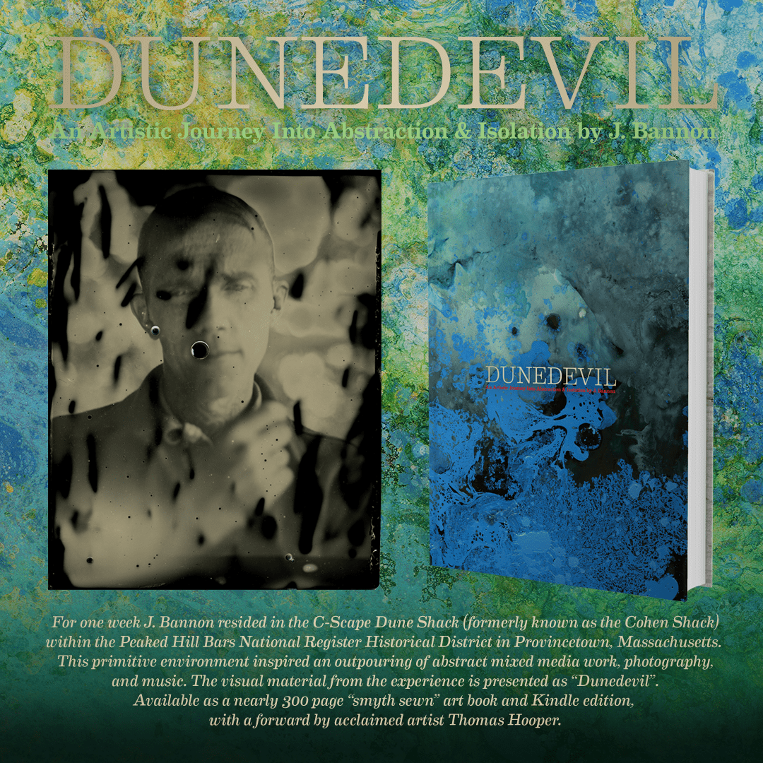 Dunedevil Book by J. Bannon - Diamonds & Rust