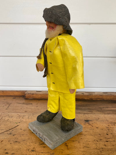 Vintage Old Salt Figure
