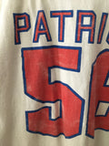 80s Era Patriots Tee #56 - Diamonds & Rust