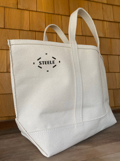 Steele Canvas Tote Bag: Small