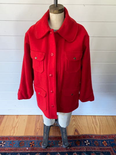 1960s Woolrich Hunting Jacket