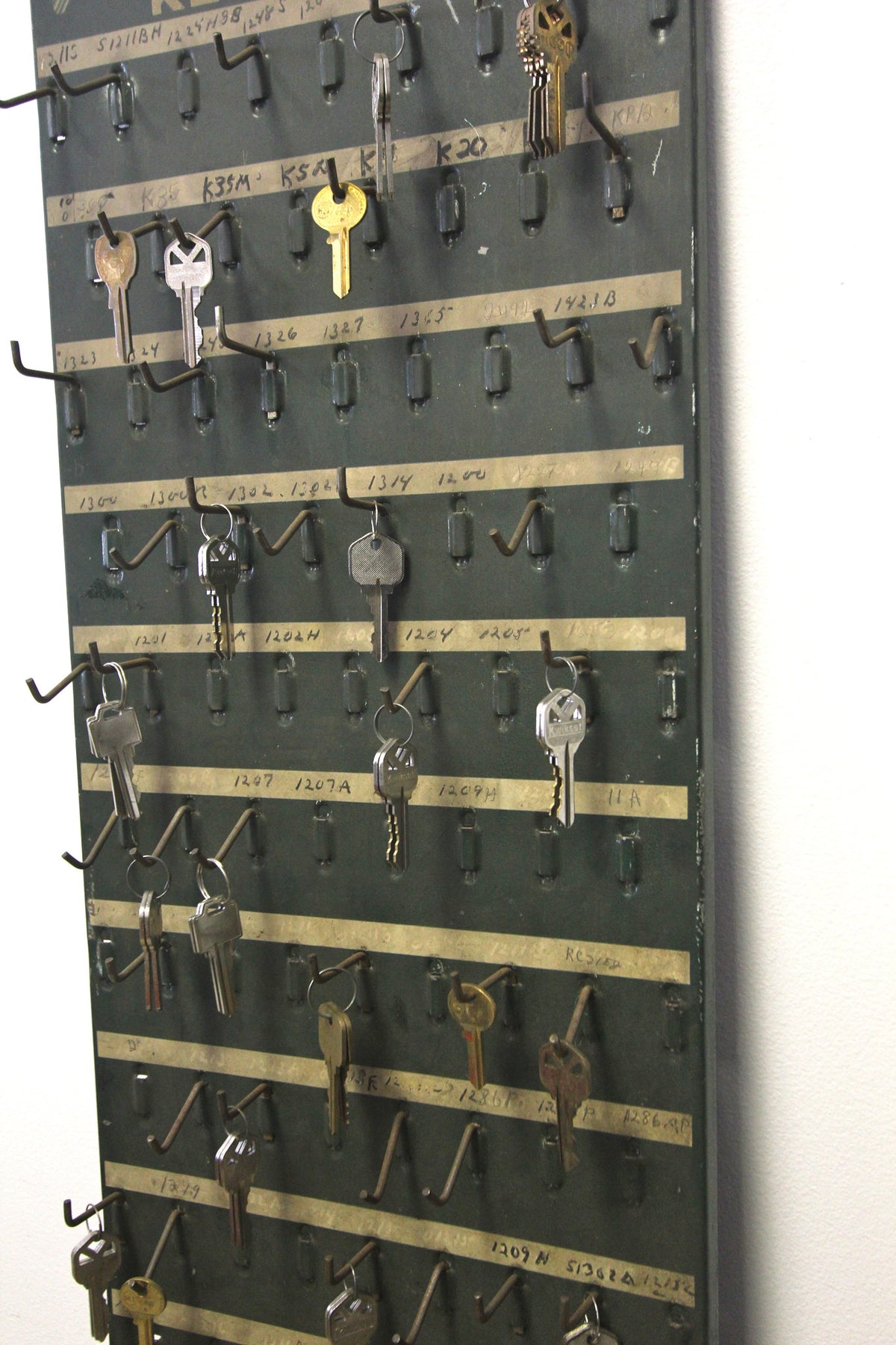 Ilco Locksmith Key Display