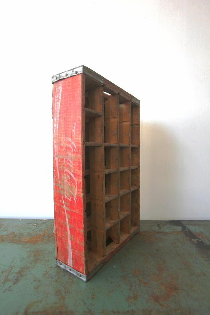 1979 Coca Cola Wooden Crate 7
